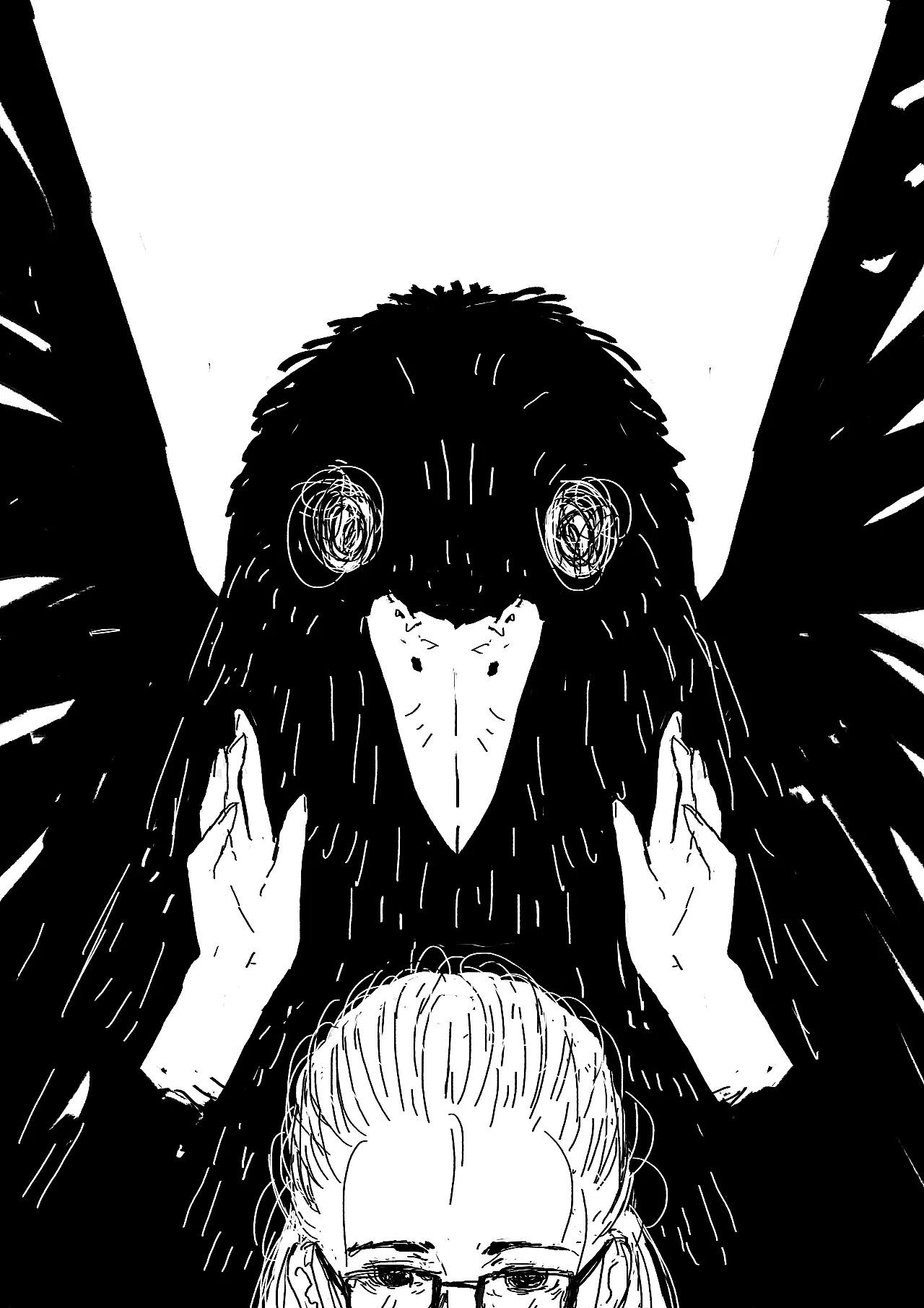 【咻亚博网】诚意邀请你进入抑郁的世界 (手绘风格MG亚博网)